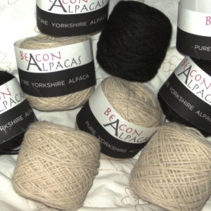 We have Alpaca products available for sale